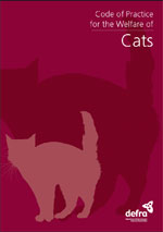DEFRA Code of Practice for the Welfare of Cats