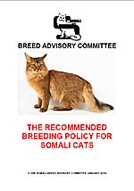 Somali Breeding Policy