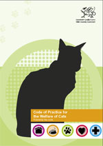 Wales Code of Practice for the Welfare of Cats